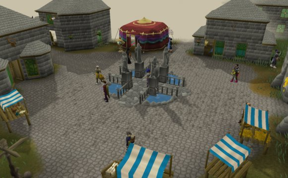 Of making Runescape gold