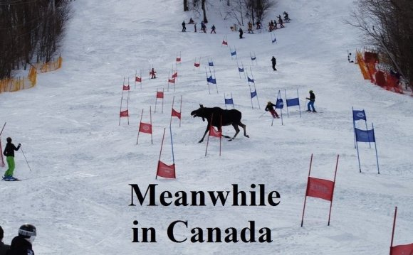 Meanwhile in Canada…
