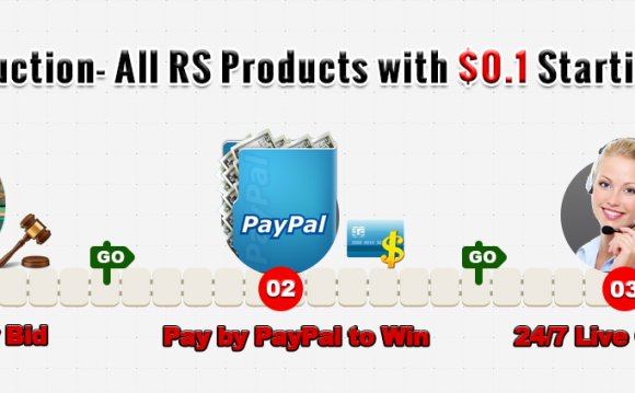 All RS products from RSorder