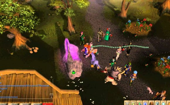 Epic runescape house parties