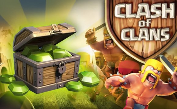 Free Clash Of Clans Gems | Top
