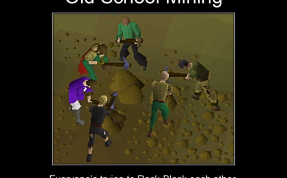 Slight bit of RuneScape Old