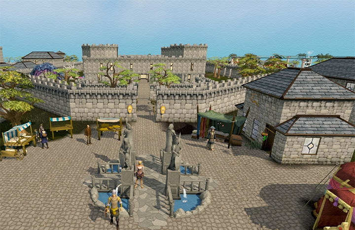 Runescape Legends' Quest