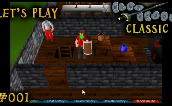 Let s Play RuneScape Classic