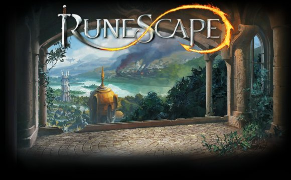 The current RuneScape login