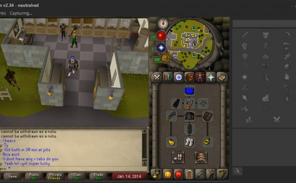 My 7 days progress on OSRS as