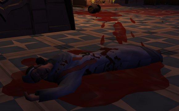 Sister Elena s corpse