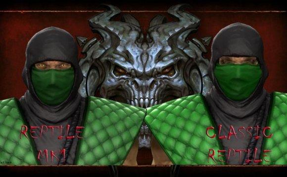 Reptile mk 9