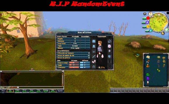 R.I.P Random Event - RuneScape