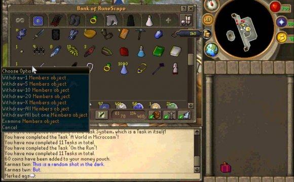 Runescape account unbanned