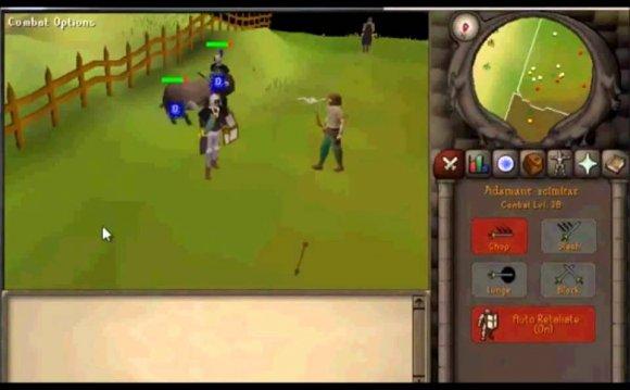 Runescape 2007 AIOFighter Bot