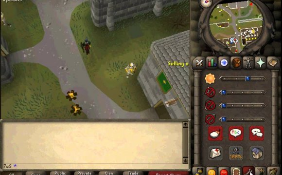 Runescape 2007 Hill Giants