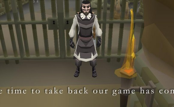 Your MMORPG, Runescape 3