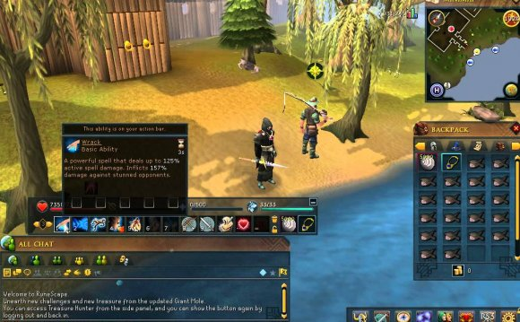RuneScape 3 EOC 75-99 magic