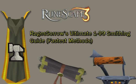 [Runescape 3] Ultimate 1-99