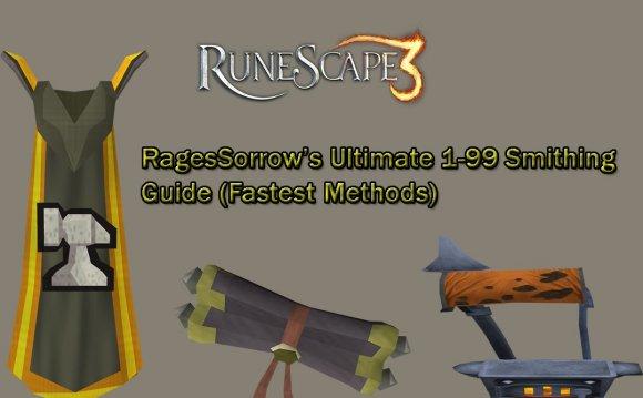 [Runescape 3] Ultimate 1-99