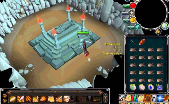 Runescape Barrows Guide EoC
