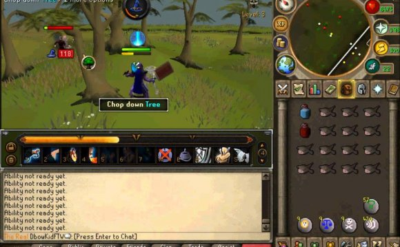 Runescape Bot Killing! (EoC)