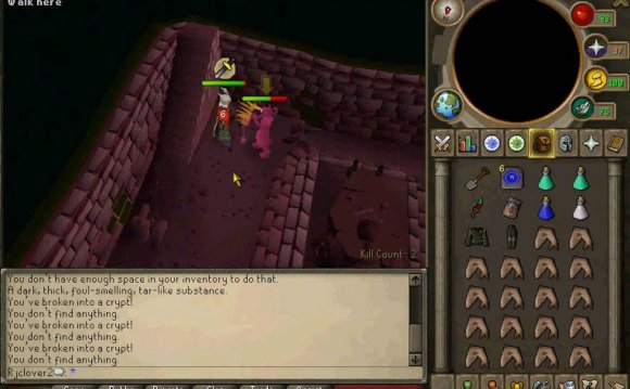 Runescape: Rjclover2 s Barrows