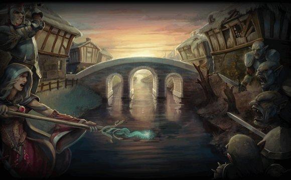 RuneScape Backgrounds