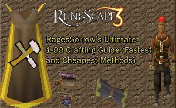 [Runescpe 3] Ultimate 1-99