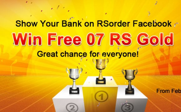 Show Your Bank on RSorder