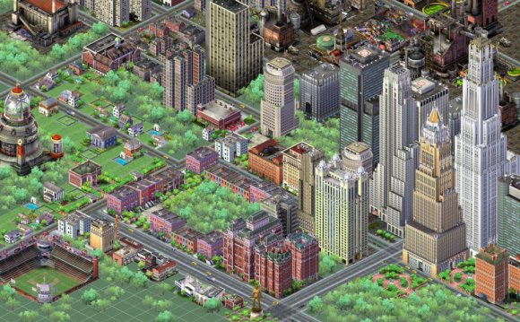Simcity 2 special edition