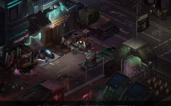 Shadowrun returns apk full