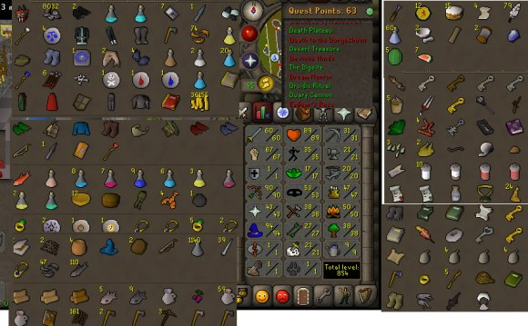 Cheap Runescape accounts