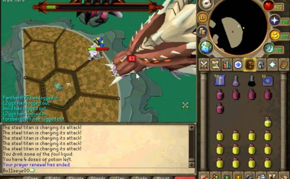 RuneScape Dragon kiteshield