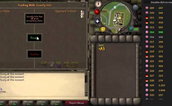Old runescape money Making