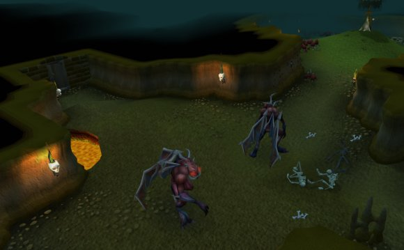 Runescape Greater demon
