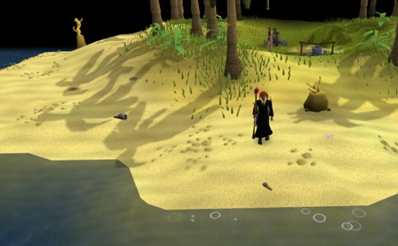 Old School RuneScape RuneHQ