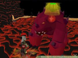 Image titled Get the Mask of Dragith Nurn on Runescape Step 8