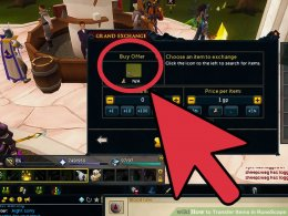 Image titled Transfer Items in RuneScape Step 2