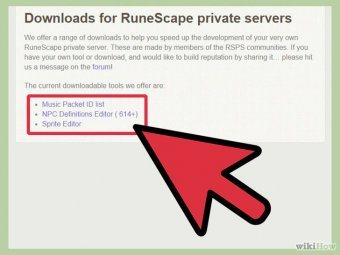 Imagen titulada Make a Private RuneScape Server Step 3