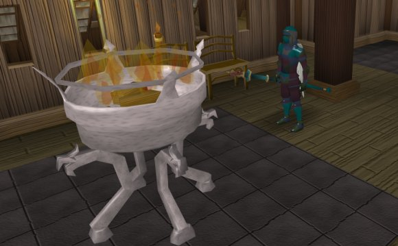 Runescape Lunar Magic
