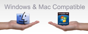 Mac Windows Compatible