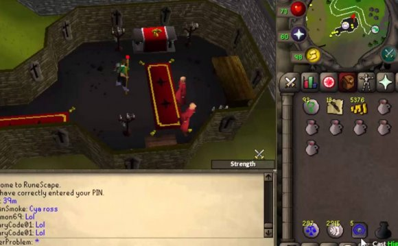 RuneScape Easy money f2P