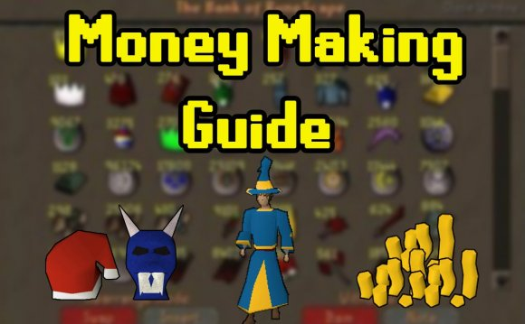 Money Making guide (Runescape)