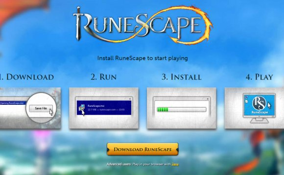 Why cant I play Runescape?