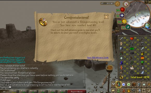 RuneScape Achievements