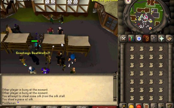 Runescape 2007 money