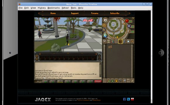 Games like old School RuneScape