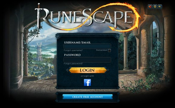 Downloading RuneScape
