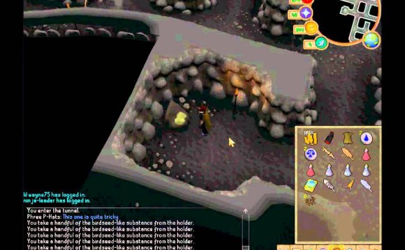 RuneScape Eagles Peak