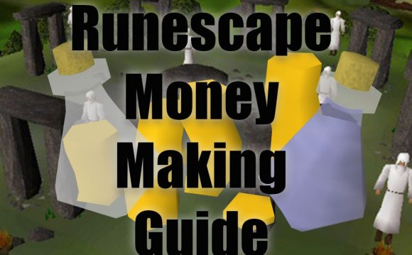 Runescape money Making guide