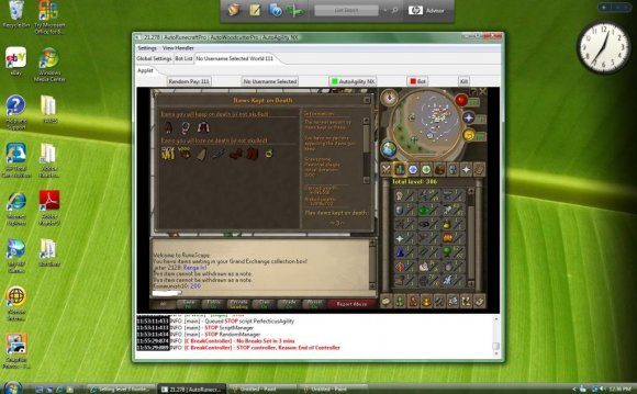 Runescape Skiller accounts for Sale