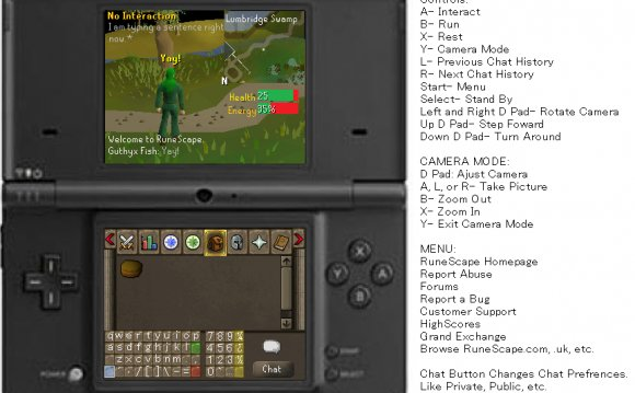 Play RuneScape on PS3