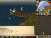 Lobster fishing RuneScape
